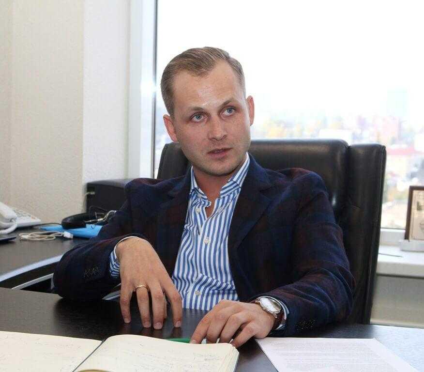 Володимир Яковчук, генеральний директор «Євраліс Семенс Україна»