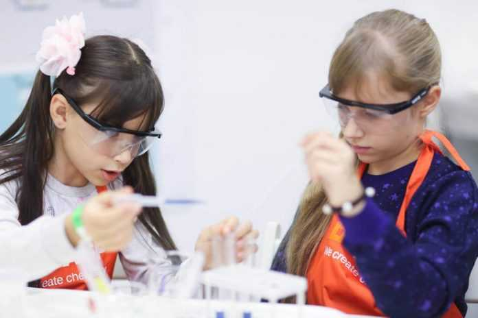 BASF Kids Lab in Ukraine 1
