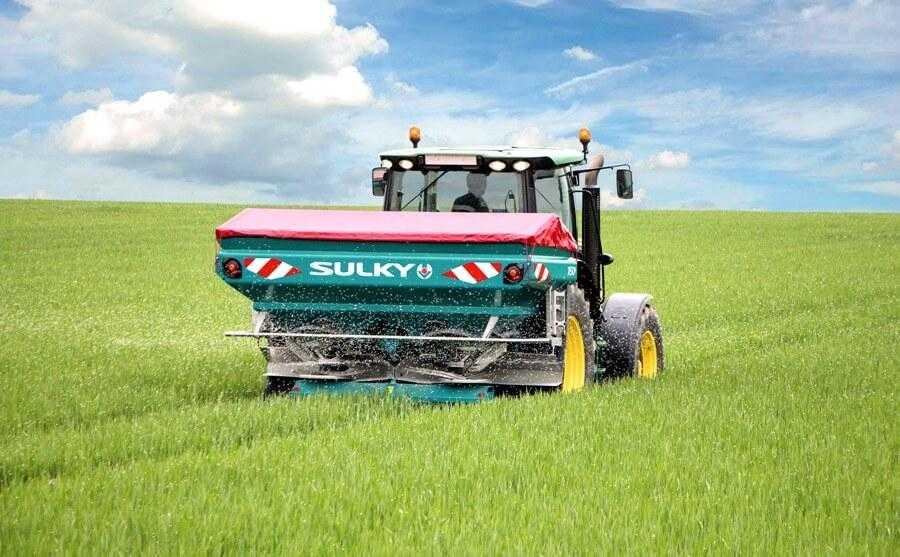Удобрення озимої пшениці