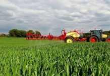 Зменшення побічного впливу пестицидів на культури