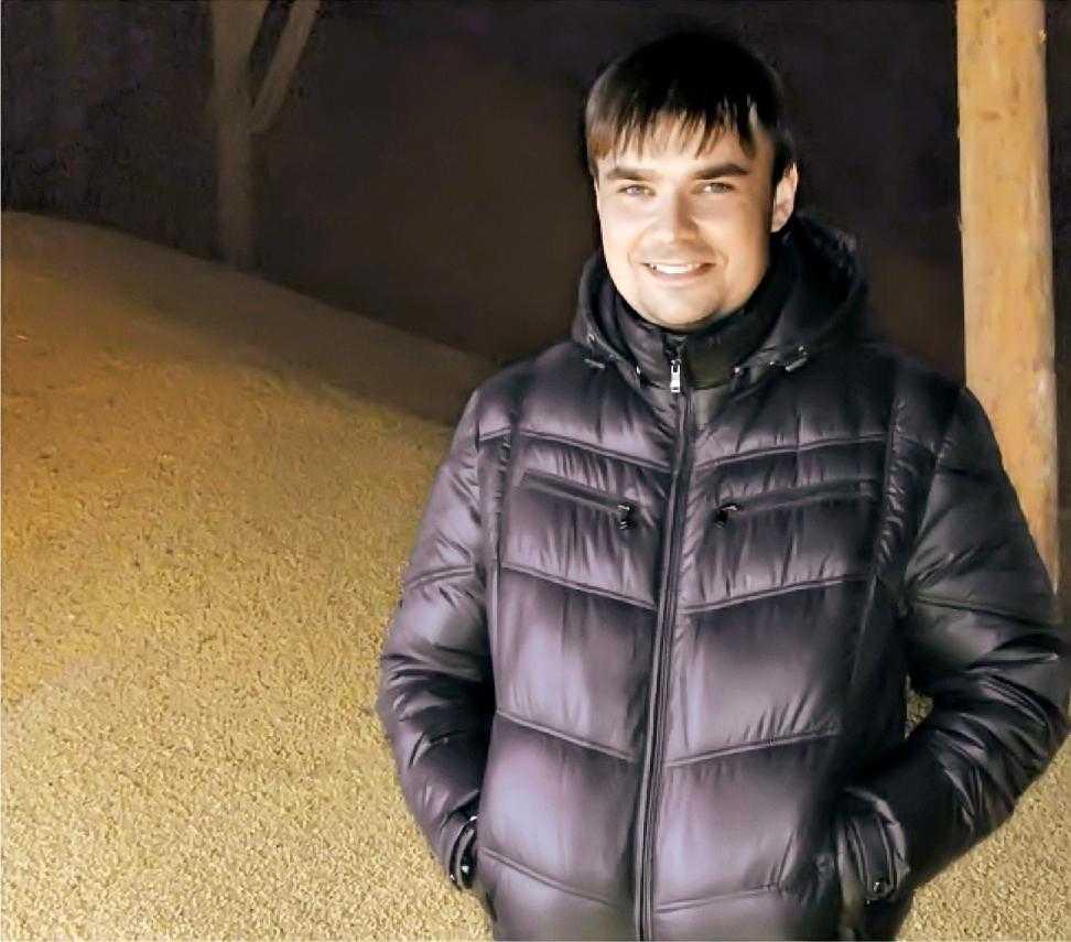 Александр Хомив Барышевская зерновая компания