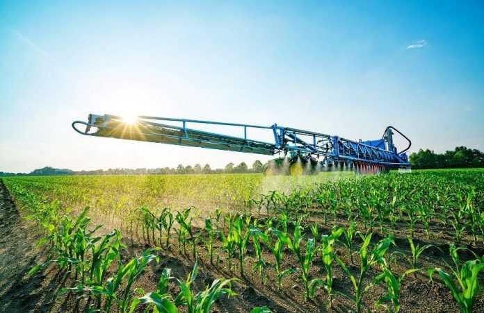 Форсунки для сільськогосподарських обприскувачів