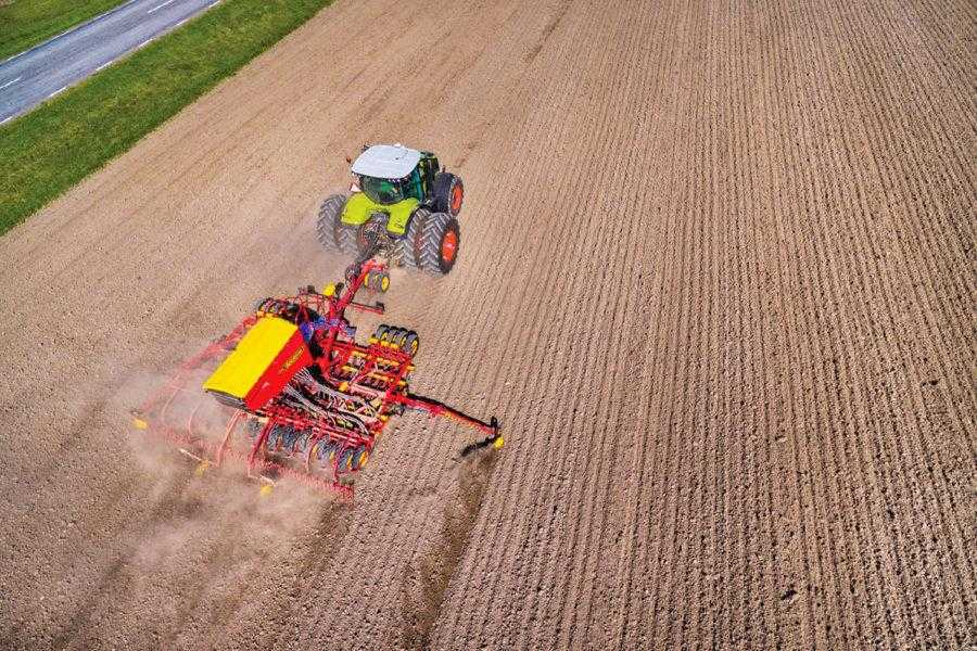 Щоб не помилитись з вибором, найбільш правильним і безпрограшним шляхом є випробування машини на своїх полях
