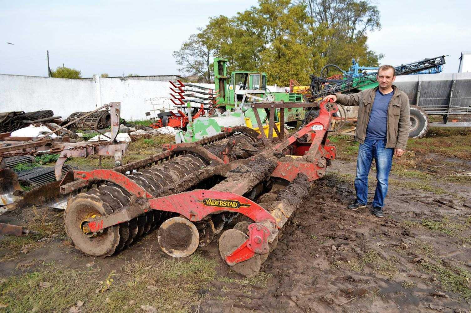 Завдяки оптимізації технології обробітку ґрунту господарству вдалось значно покращити водний режим земель, а отримання запланованих врожаїв стало більш прогнозованим