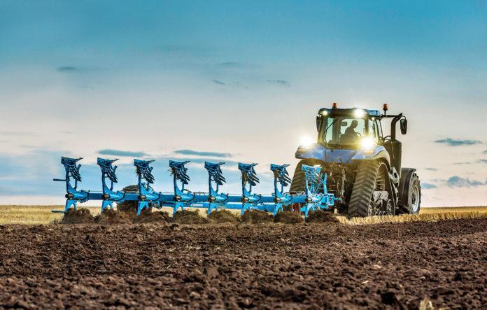 Обробiток ґрунту пiд ярий ячмiнь в умовах пiвнiчного Степу