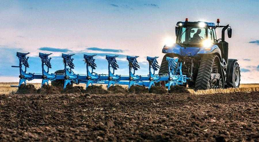 Плуг, по возможности, должен всегда находиться под углом 90 градусов к поверхности почвы. Лишь в этом случае корпуса подрезают одинаковые пласты и вспашка выглядит более равномерной