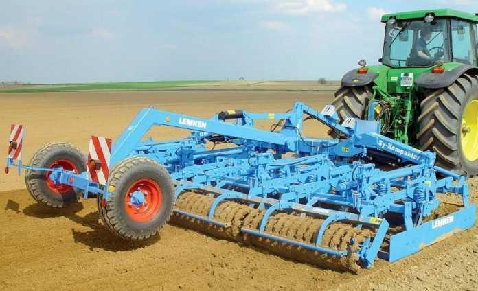 Передпосівний обробіток ґрунту агрегатами LEMKEN