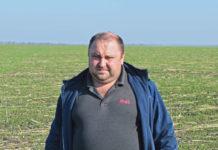 Віталій Овчаренко - головний агроном СФГ «Рубін»