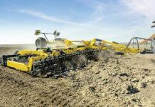 Передпосівний компактор SWIFTER: підготовка ґрунту за один прохід