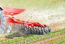 Особливості борін для весняного боронування ґрунту