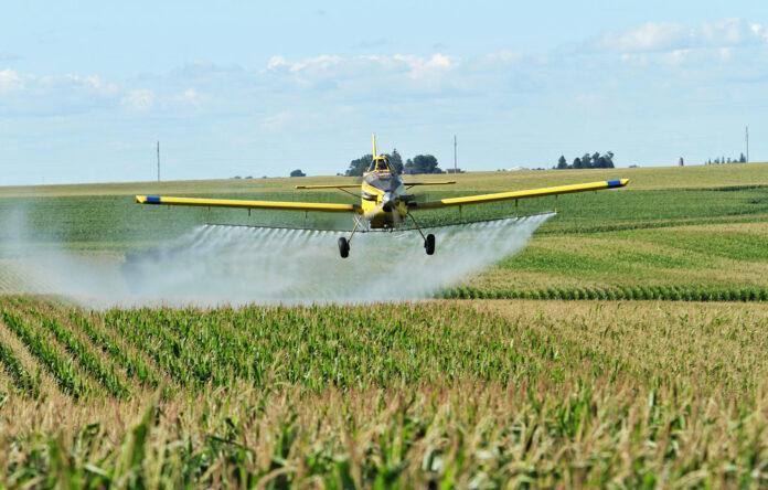 Авіаційне внесення. Рекомендації щодо найкращих практик застосування інсектицидів