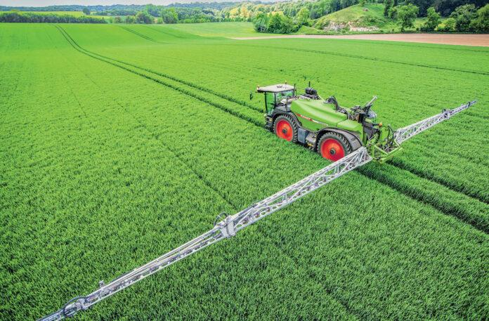 Актуальні технологічні рішення для ефективного застосування пестицидів