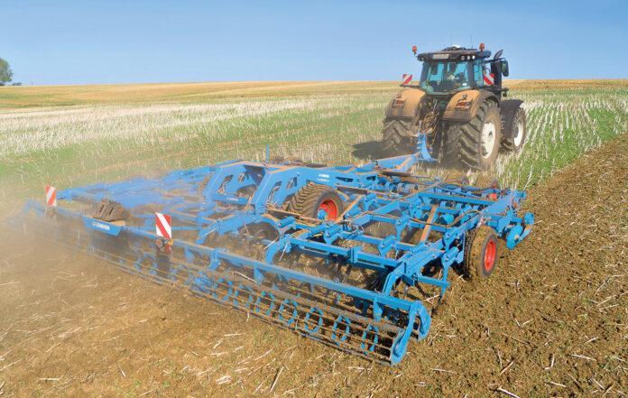 Культиватор-плоскоріз Koralin. Нові можливості стерньового обробітку ґрунту