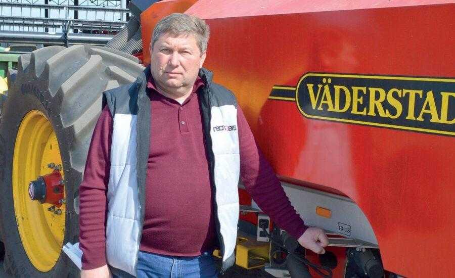 Олександр Кириченко, головний інженер регіону «Південний» ТОВ «Баришівська зернова компанія»