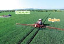 MagGrow – система магнітного обприскування