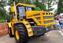 В Україні створили сучасний надпотужний трактор