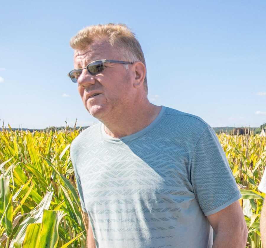Домінік Патрі і його сім'я ще з 50-х років минулого століття займаються насіннєвою кукурудзою