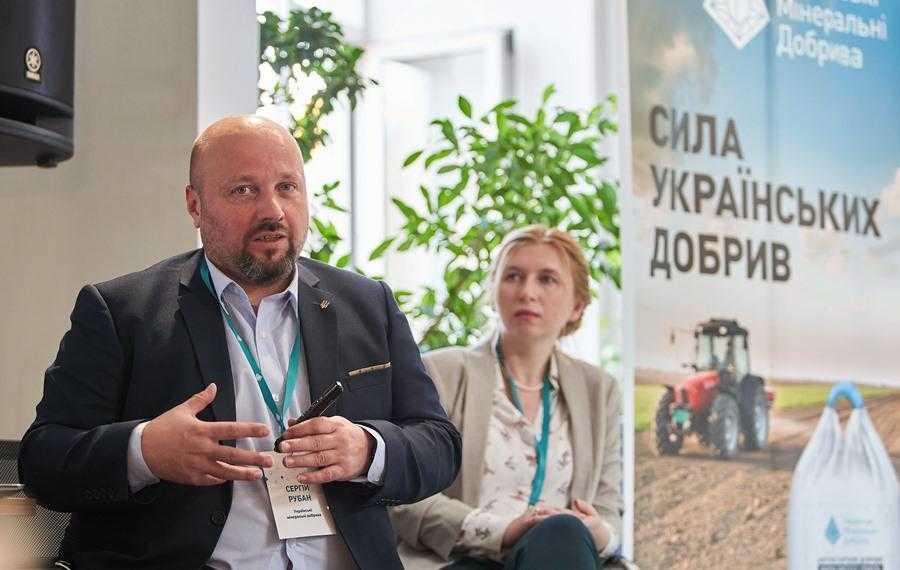 Сергій Рубан, директор з маркетингу компанії «Українські мінеральні добрива»
