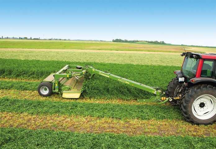 Продуктивність багаторічних трав