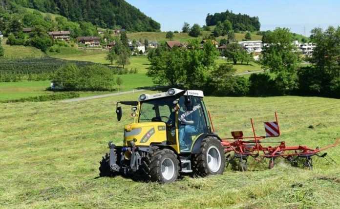 Наступного року на ринок вийде електричний трактор