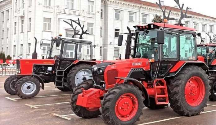 МТЗ оновив свої популярні трактори