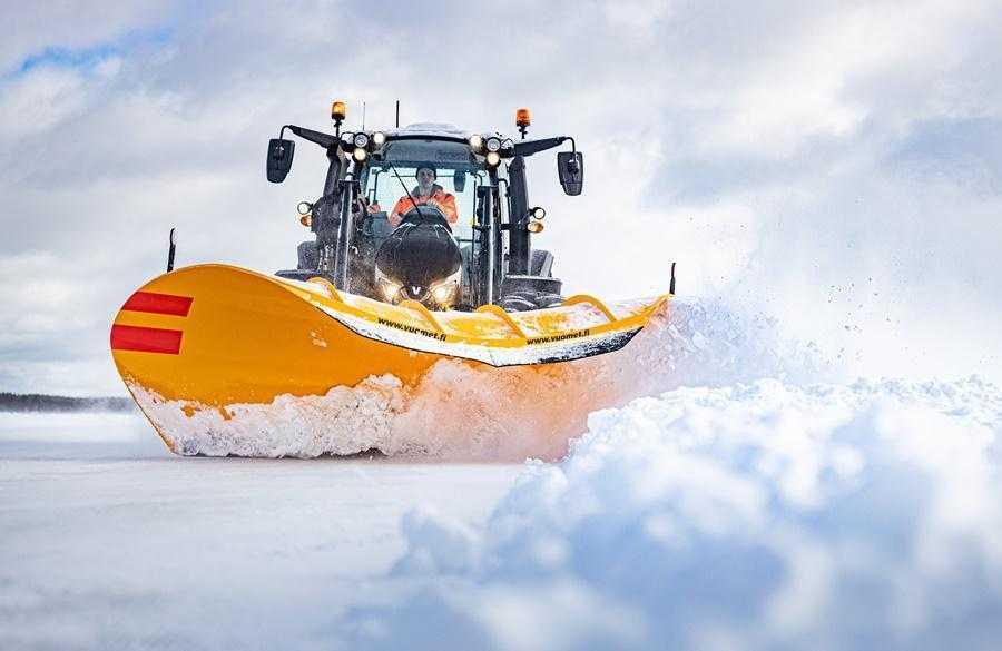 Бренд Valtra® представив нову лінійку тракторів G серії п'ятого покоління