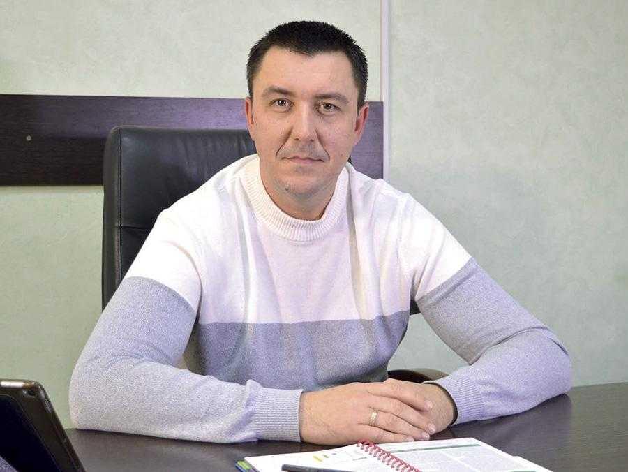 Дмитро Сипало, директор ТОВ «Славутич»