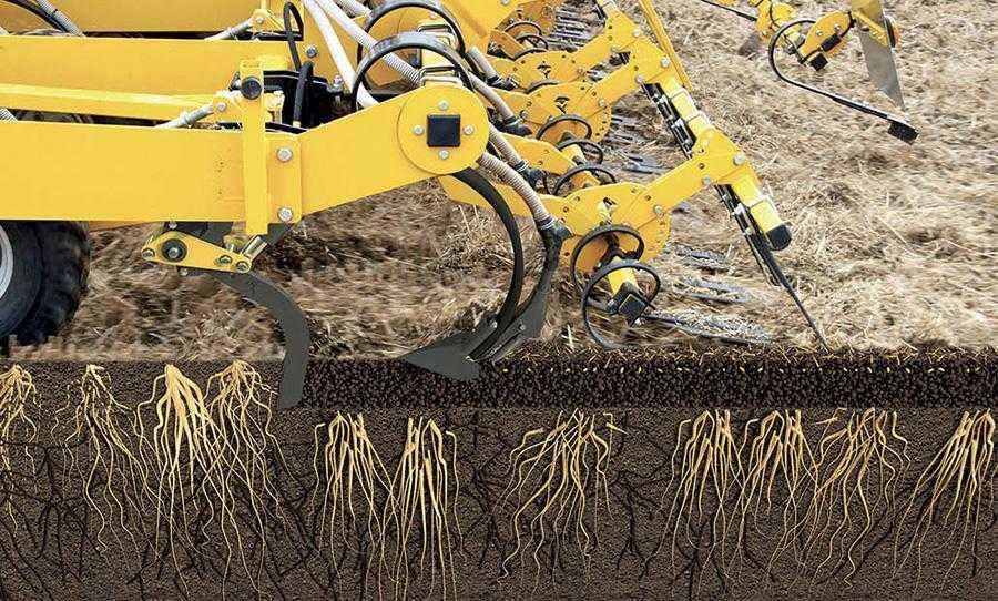 Добрива можна вносити за допомогою передніх лап на глибину, поверх насіння або використовуючи обидва варіанти