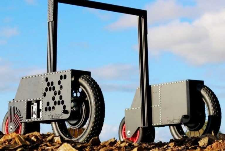 Новий робот може в господарстві замінити ручну працю