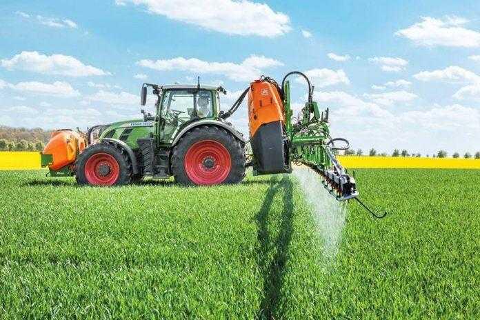 Застосування регуляторів росту на зернових