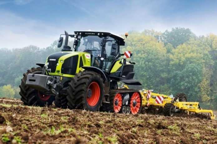 Claas розширює можливості системи CEMOS для тракторів