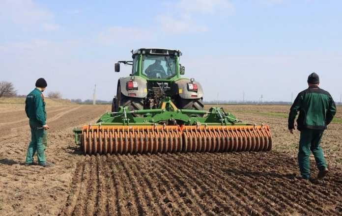 На полігоні аграрних інновацій Digital Field стартувала посівна