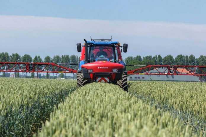 Як зменшити втрати пестицидів при обприскуванні