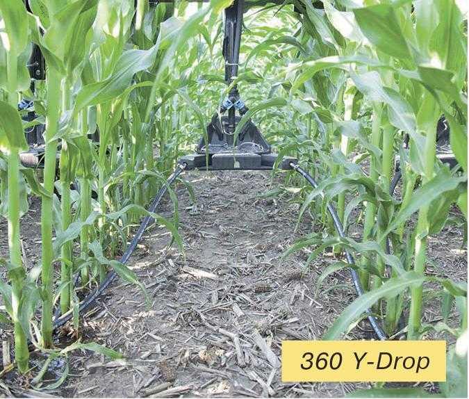 360 Y-Drop