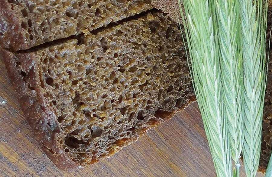 Рис. 2. Житній, або «чорний» хліб є основним продуктом харчування для всіх народів Європи (житнього поясу). Його історичне значення для західної цивілізації прирівнюється до значення рису для народів Азії. Вирощування сучасних гібридів жита, стійких до ріжків, дає змогу отримати якісний хліб, чистий від алкалоїдів і токсинів