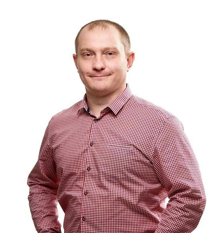 Андрій Перчиць, керівник відділу маркетингу ТОВ «Байєр»