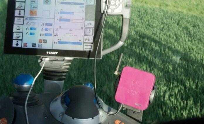 BASF презентує модем xarvio™ CONNECT для безперебійного обміну даними з агротехнікою
