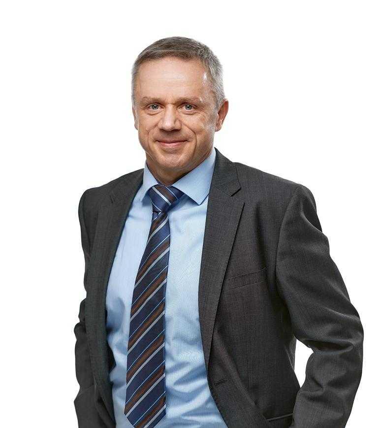 Франк Хатке, керівник аграрного підрозділу