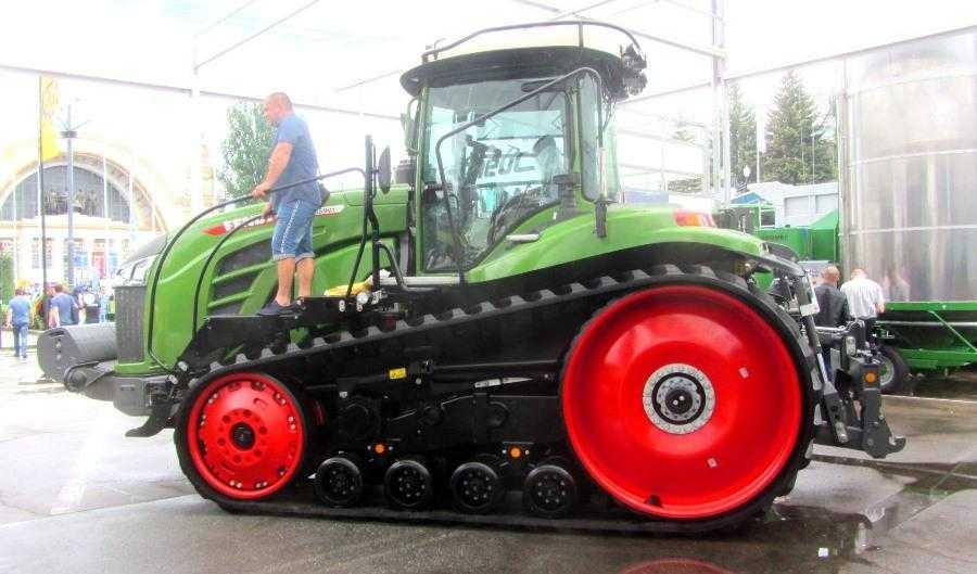 Гусеничний трактор Fendt 1159 МТ