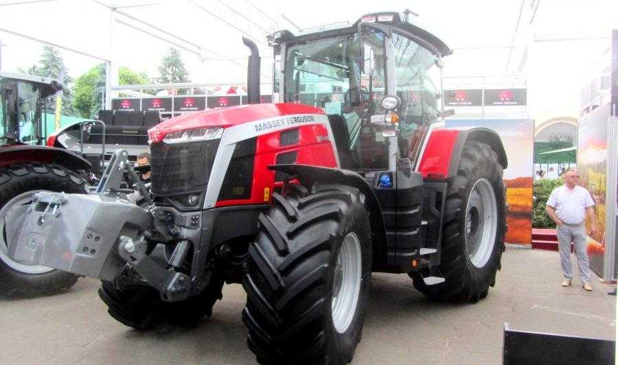 Трактор MF 8S.245