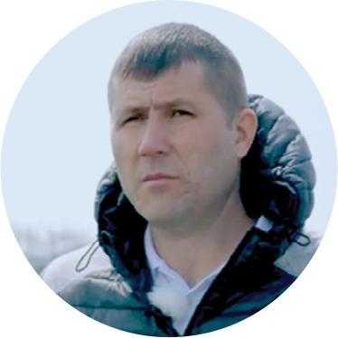 Микола Васильович Ревтьо, експерт із досліджень ТОВ «Байєр», Жовтневий р-н, Миколаївська обл.