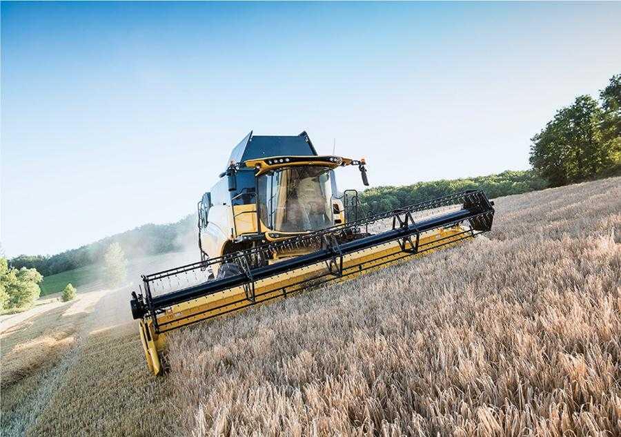 Потрібен ефективний зернозбиральний комбайн – зверніть увагу на New Holland3