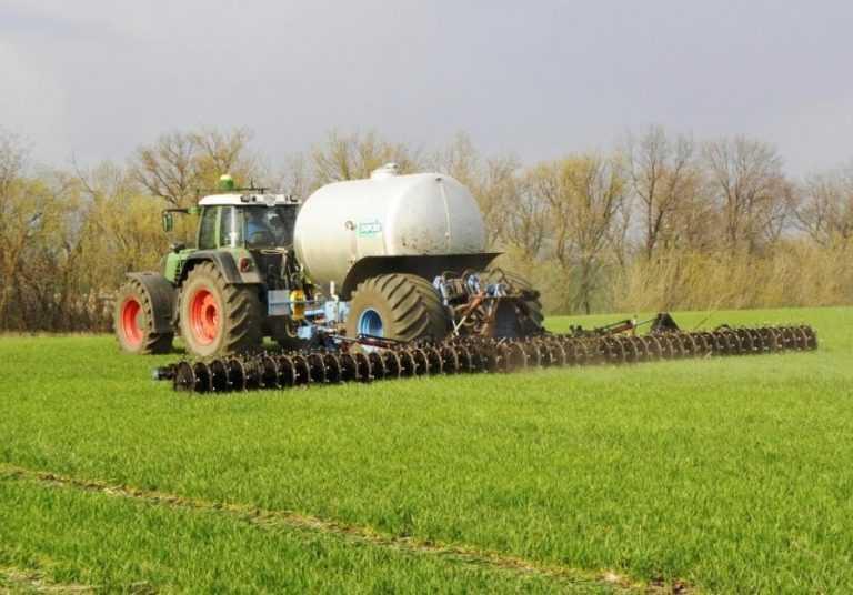 У 2020 році українські аграрії внесли рекордну кількість добрив на поля