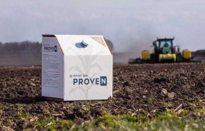 Американські фермери вже почали азотні добрива заміняти мікробами