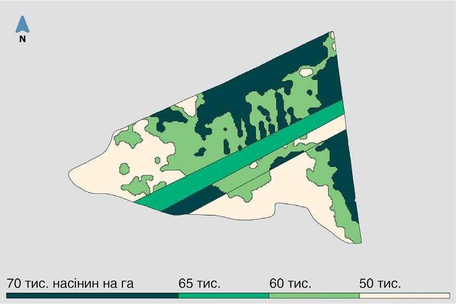 Карта-завдання для поля Руслан
