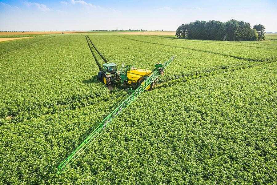 Зниження гербіцидних токсикозів у сівозміні з картоплею2