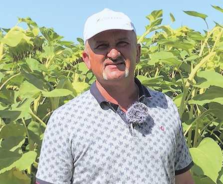 Владислав Мирець, співвласник ТОВ «Агрофірма Гарант»