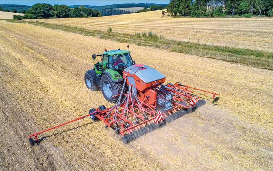 Внесення азотних добрив у рядки при сівбі озимої пшениці восени невигідне з економічної точки зору...