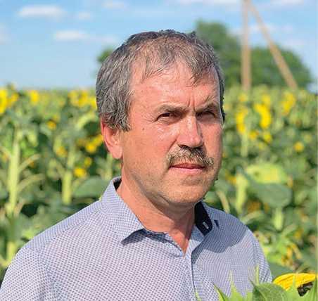 Володимир Онищук, голова ПСП «Корона»
