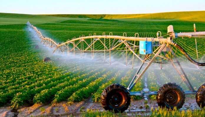 Українським аграріям частково компенсують витрати на установку іригаційних систем